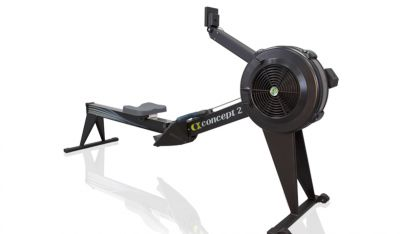 Ergometr Concept 2 Indoor Rower Model D Black z PM5